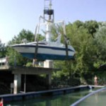 4-Tonnen-Kran